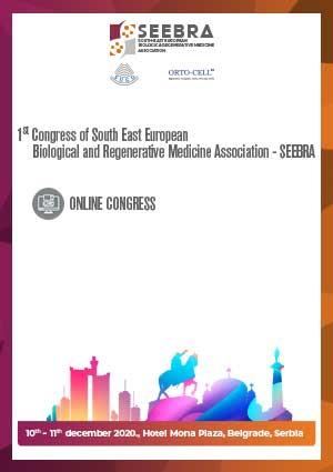 1st International Congress of South-East European Biologic & Regenerative medicine